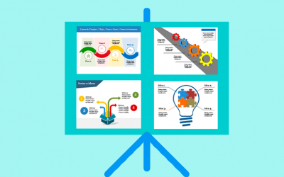 Cómo hacer diapositivas con un aspecto profesional: pasos y ejemplos