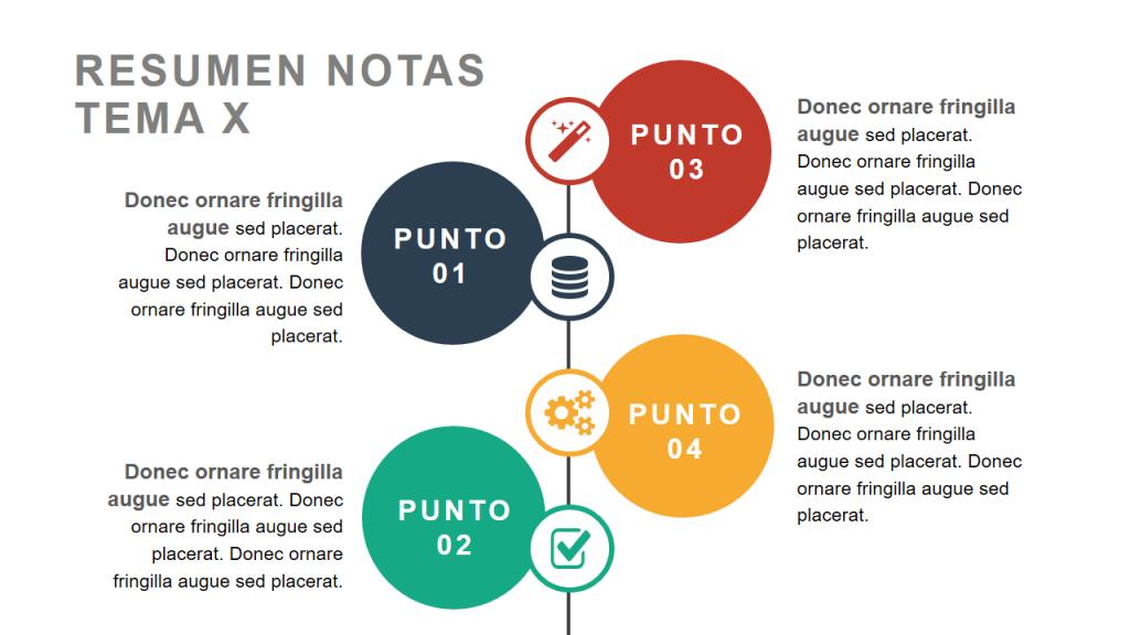 Ejemplos de Diagramas de Líneas de Tiempo Powerpoint para Presentaciones