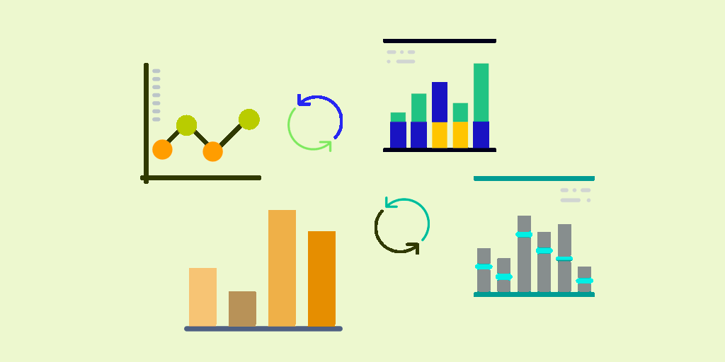Diseños Power Point para Gráficos y Datos
