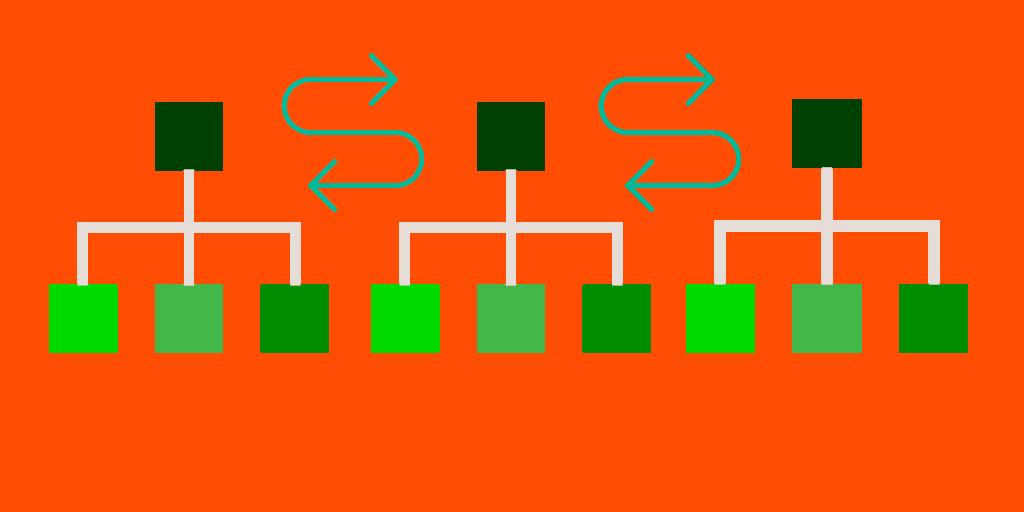 Plantillas PPT para Organigramas y Estructuras Empresariales