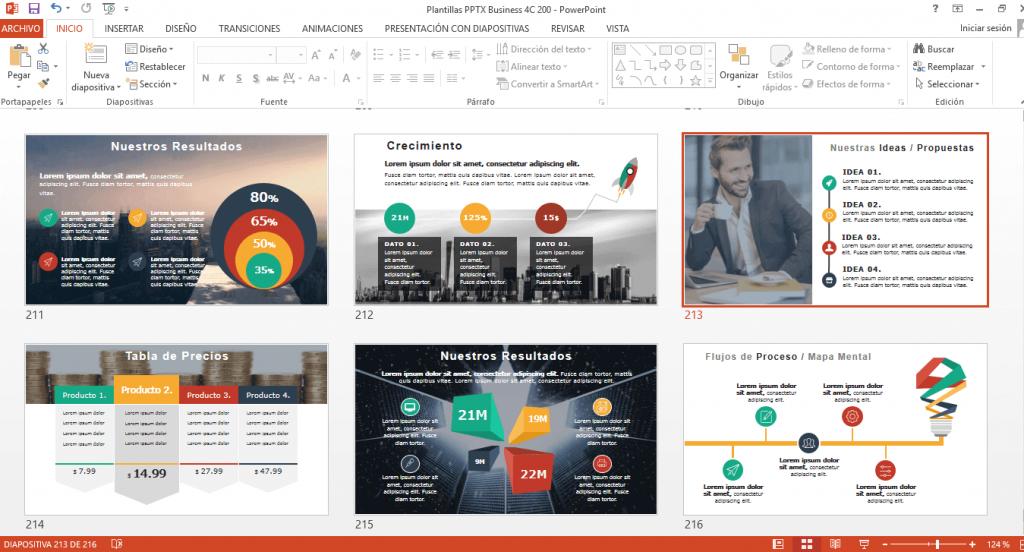 Cómo hacer presentaciones exitosas con ejemplos de diapositivas power point