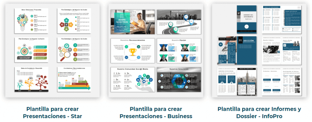 Plantillas power point con ideas para presentaciones creativas y profesionales